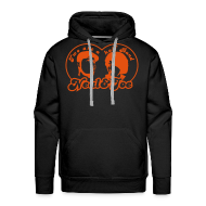 Pullover & Hoodies ~ Männer Premium Kapuzenpullover ~ Two are a half Band Hoodie