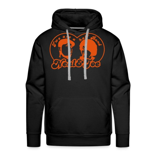 Two are a half Band Hoodie - Männer Premium Hoodie
