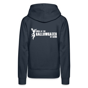 Piper at the Gallowgates of Dawn - Women's Premium Hoodie