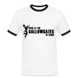 Piper at the Gallowgates of Dawn - Men's Ringer Shirt