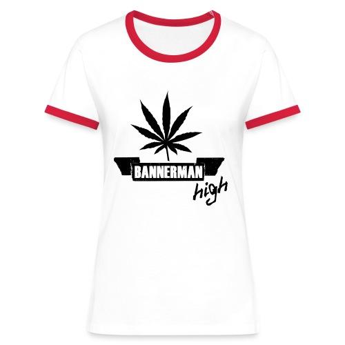 Bannerman High - Women's Ringer T-Shirt