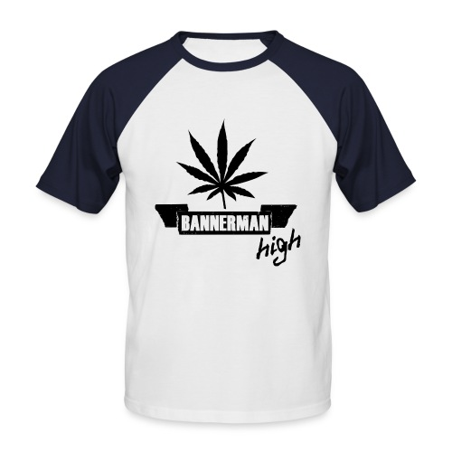 Bannerman High - Men's Baseball T-Shirt