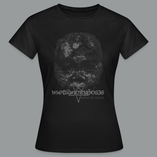 Born Of Might classic Girlieshirt - Women's T-Shirt