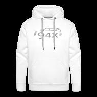 Hoodies & Sweatshirts ~ Men's Premium Hoodie ~  9-4x, more colours