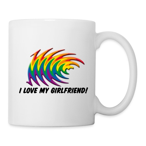 Tasse - I love my Girlfriend! - Tasse
