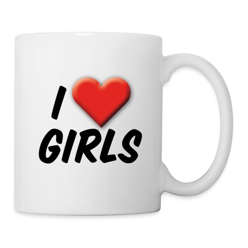 Tasse - I love Girls - Tasse