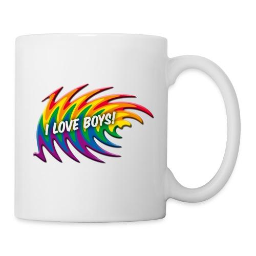 Tasse - I love Boys - Tasse