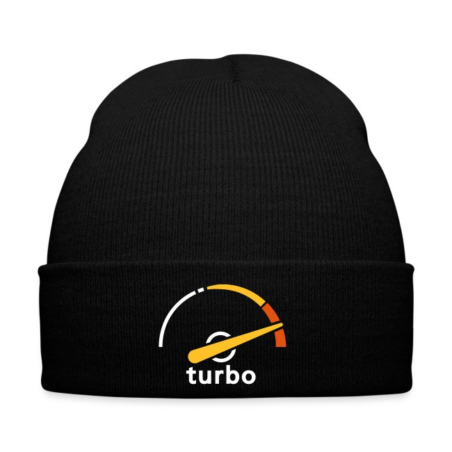 Turbo winter cap