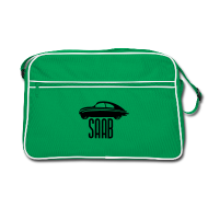 Bags & Backpacks ~ Retro Bag ~ Vintage Saab92 retro bag