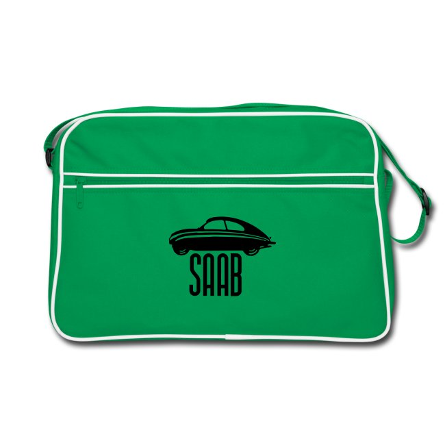 Vintage Saab92 retro bag