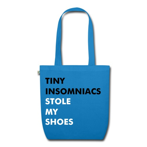 Tiny Insomniacs Bag - EarthPositive Tote Bag