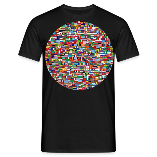Earth - T-shirt Homme
