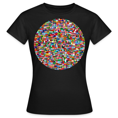 Earth - T-shirt Femme