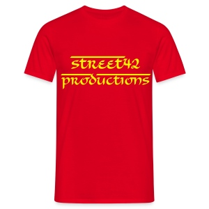 Le t-shirt du label - T-shirt Homme
