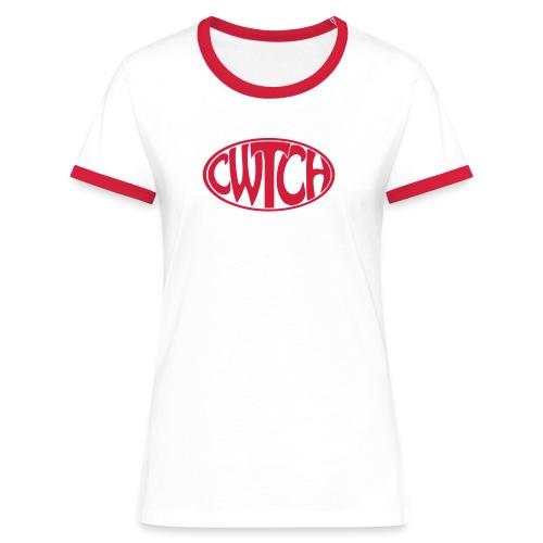 Cwtch T-shirt - Women's Ringer T-Shirt