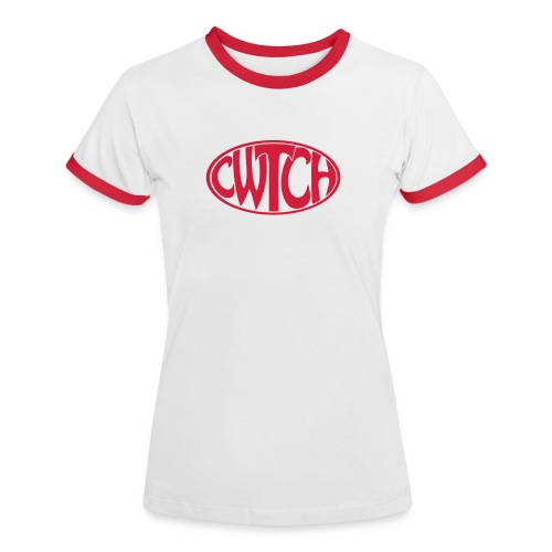 Cwtch T-shirt - Women's Ringer T-Shirt