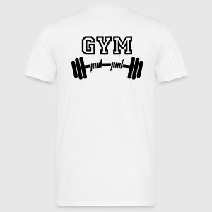 Fitness | Body Building | Hantel | Dumbbell T-Shirts - Männer T-Shirt