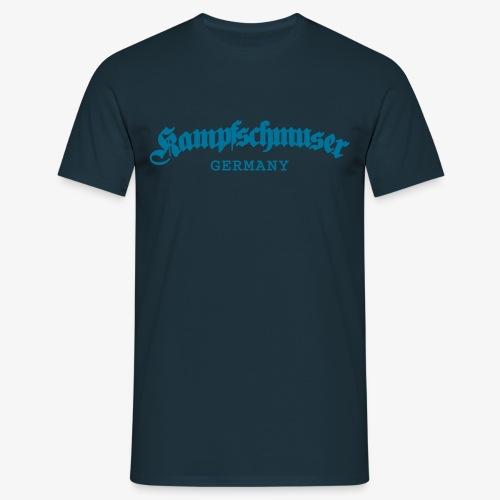 Kampfschmuser Germany - Männer T-Shirt