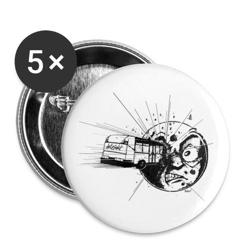 badge taille moyenne - Badge moyen 32 mm