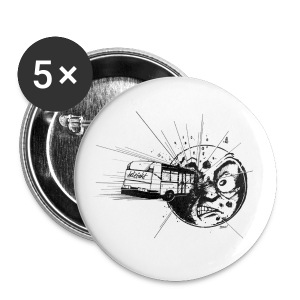 Badge  grande taille - Badge grand 56 mm