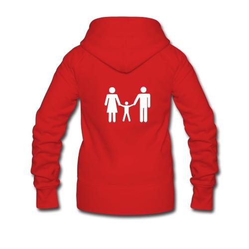 happy - Women's Premium Hooded Jacket