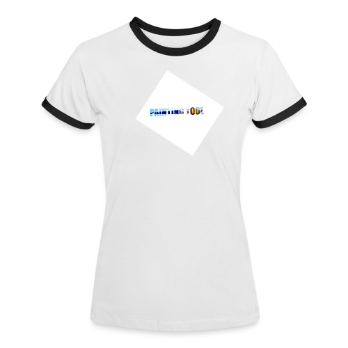 Tbord PT - T-shirt contrasté Femme