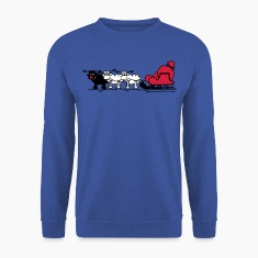 Christmas sleigh Hoodies & Sweatshirts