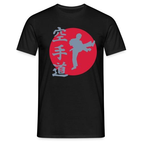T-Shirt deluxe BSBBudo met - Männer T-Shirt