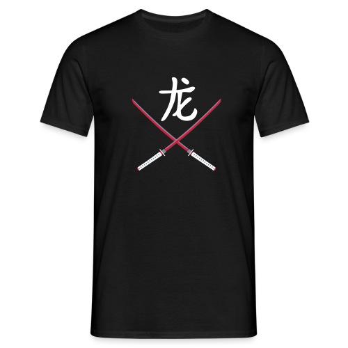 T-Shirt deluxe BSBBudo Samurai - Männer T-Shirt