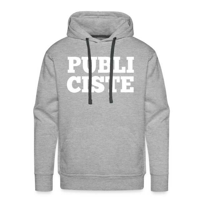 81f15d9f13e4d Geek du Droit - La Boutique | Publiciste - Sweat - Sweat-shirt à ...