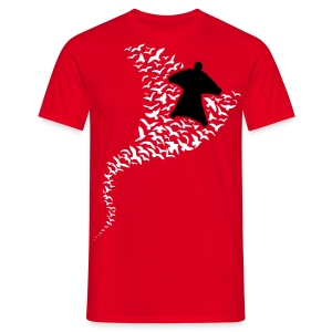 Fly Like The Birds - Men's T-Shirt