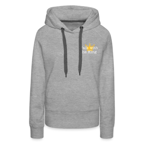 My Dad rules hoody - Women's Premium Hoodie
