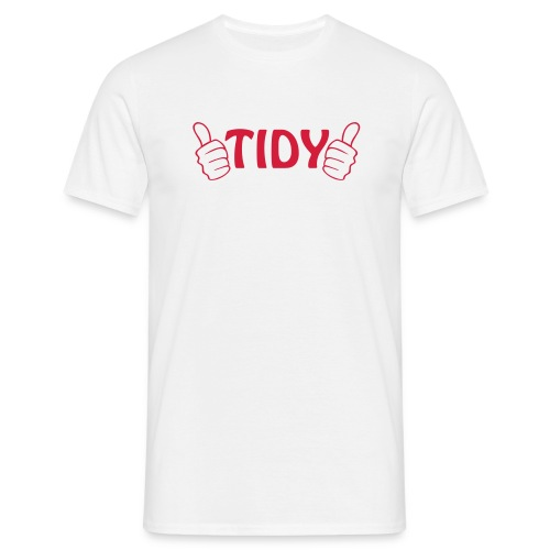 Tidy T-shirt - Men's T-Shirt