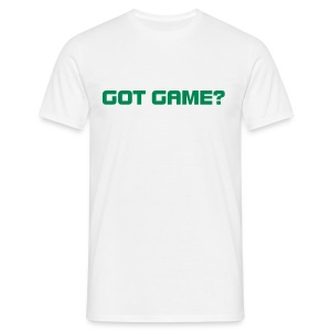 got game? - Männer T-Shirt