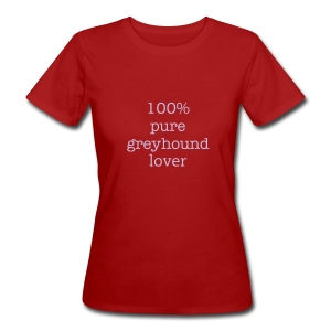 100% pure - Women's Organic T-shirt