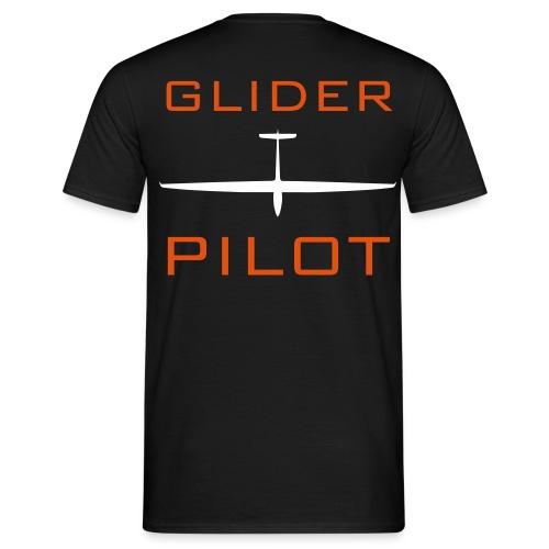 Glider Pilot Standard Herren T-Shirt - Männer T-Shirt