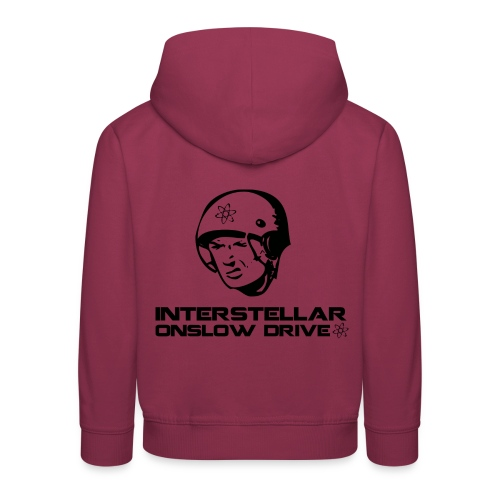 Interstellar Onslow Drive - Kids' Premium Hoodie
