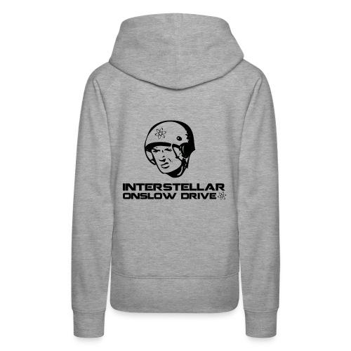 Interstellar Onslow Drive - Women's Premium Hoodie