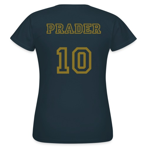 Prader 10 Gold - Women's T-Shirt