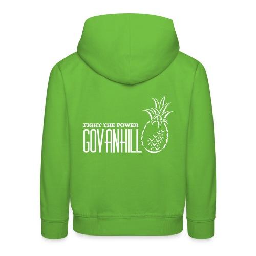Govanhill - Kids' Premium Hoodie