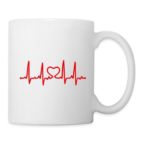 verliebte Mediziner - Tasse