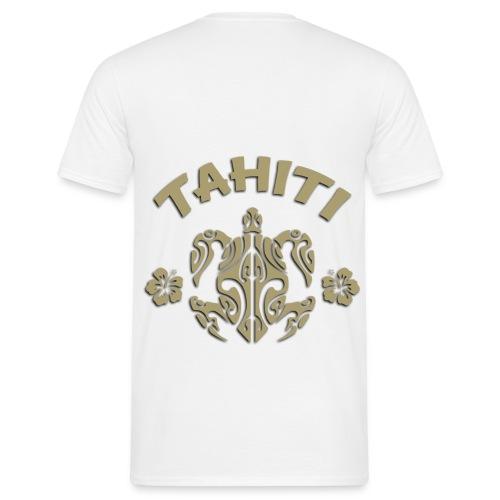 Surf Tahiti - Camiseta hombre