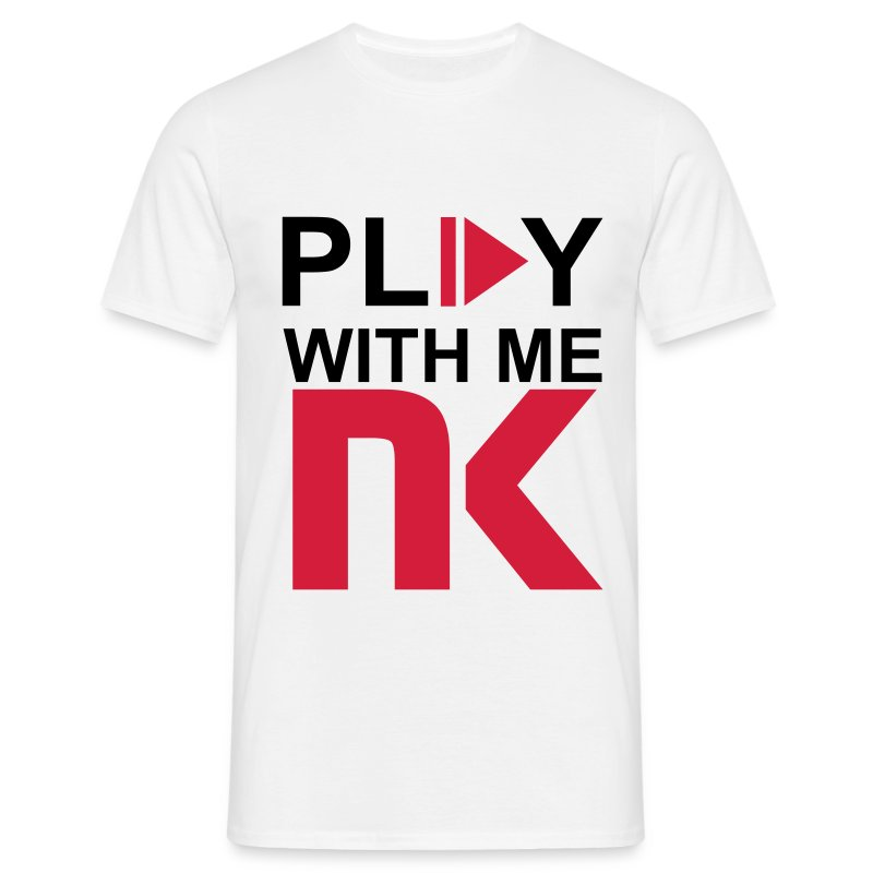 Play By Nykos Kellys - Men's T-Shirt