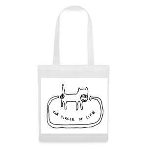 The Circle of Life Tote Bag - Tote Bag