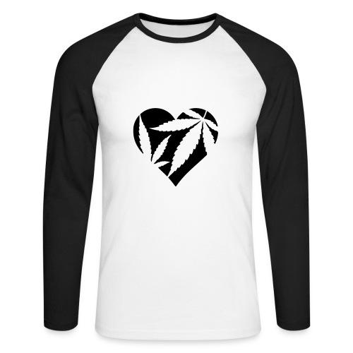 TIROL SHIRT - Männer Baseballshirt langarm