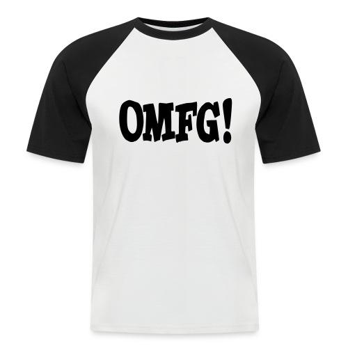 OMFG! - Camiseta béisbol manga corta hombre