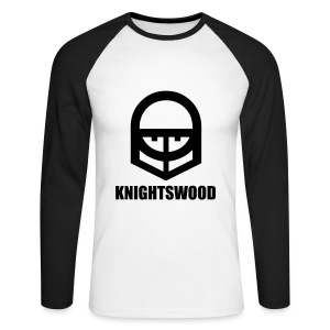 Knightswood - Men's Long Sleeve Baseball T-Shirt