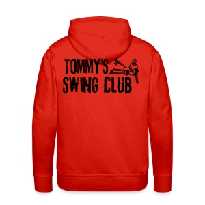 Tommy's Swing Party - Men's Premium Hoodie