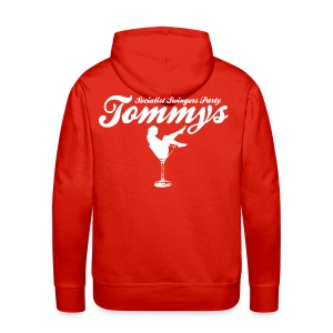 Socialist Swingers Party - Men's Premium Hoodie