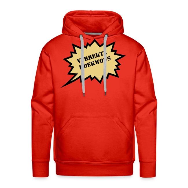 Verrekte Koukwous - sweater